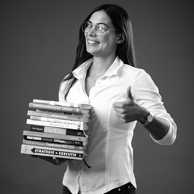 Lucinde Terluin - Head of Content Strategy